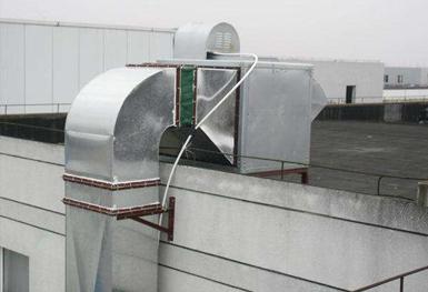 排烟系统安装
