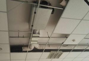 通风系统安装