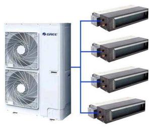 烟台中央空调安装流程