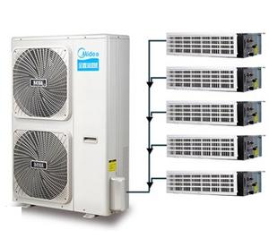 烟台中央空调安装工程